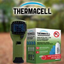 Thermacell MR300G készülék + 48 órás utántöltő csomag