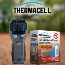 Thermacell MR450X Törésbiztos készülék + 48 órás föld illatú utántöltő csomag