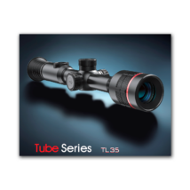 InfiRay Tube TL35 hőkamera céltávcső kiegészítő 18500 akkumulátor szettel