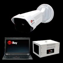 InfiRay HT3003F Használatra kész testhőmérséklet mérő hőkamera állomás - szett