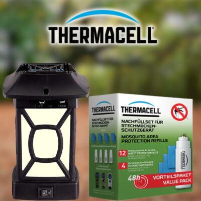 Thermacell MR-9W Lámpa + 48 órás utántöltő csomag