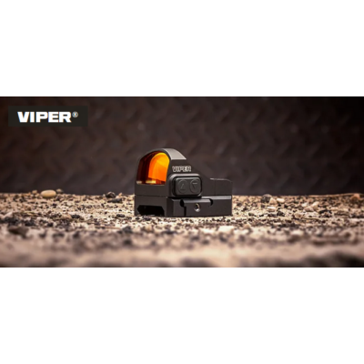 VORTEX VIPER® RED DOT   6 MOA piros pont