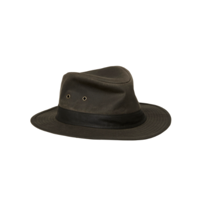 Chevalier Bush kalap barna színben