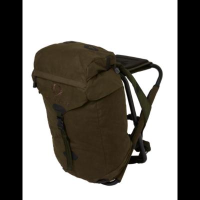 Chevalier Chair Pack 35L táska zöld színben