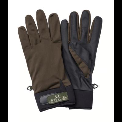 Chevalier Shooting Glove No Slip csúszásmentes lövészkesztyű barna színben