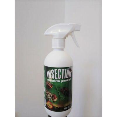Insection rovarirtó permet