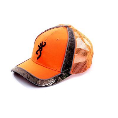 Browning Polson Meshback Orange baseball sapka