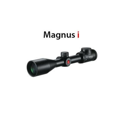 Leica Magnus 1,8-12x50 i L-4a sínes világítópontos céltávcsövek