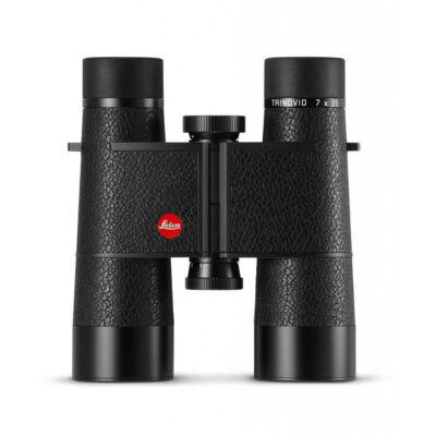 Leica Trinovid 7x35 HD bőrbevonatú fekete távcső