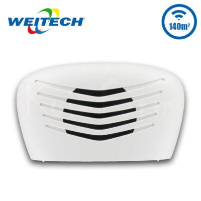 Weitech ultrahangos kártevő riasztó (140m2)