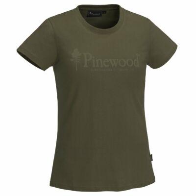 Pinewood Outdoor Life női póló